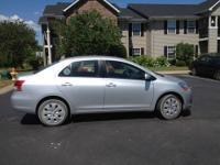 I am selling my silver 2009 Toyota Yaris. This car has