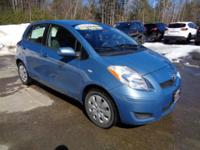 2009 Toyota Yaris Hatchback Our Location is: North End