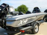 2009 NITRO X-4 COMPETITION SERIES WITH 60 HP FOUR