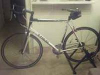 brand new never been used 62 CM Treck 1.5 road bike and