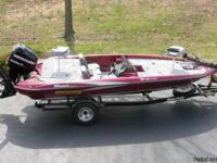 2009 Triton Bass Boat -  FLAWLESS  CONDITION