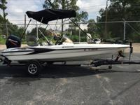 2009 TRITON 17'6 EXPLORER POWER WITH A MERCURY 90 HP