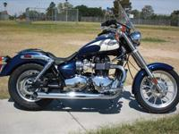 2009 Triumph America!If your searching for a terrific