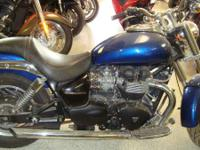 2009 Triumph Speedmaster Complete Comes with Rebuilt