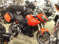2009 Triumph Tiger TIGER 1050 WHAT A FUN BIKE! FAST!