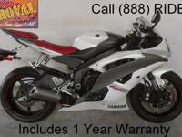 2009 used Yamaha R6 crotch rocket for sale with only