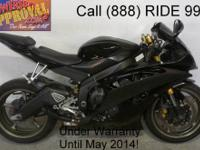 2009 used Yamaha R6 crotch rocket for sale - only