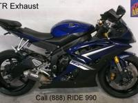 2009 Used Yamaha R6 Crotch Rocket For Sale-U1840 with