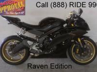 2009 used Yamaha R6 sport bike for sale - only $6,499!!