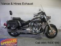 2009 Used Yamaha Road Star 1700 C.C Motorcycle For
