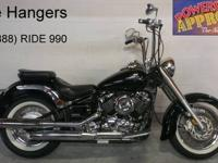 2009 Used Yamaha Vstar 650 Bobber Motorcycle For
