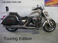 2009 Used Yamaha VStar 950 Touring Motorcycle For