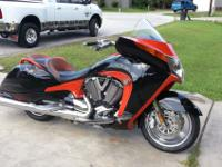 2009 VICTORY VISION IN PERFECT WORKING AND COSMETIC