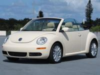 2009 VOLKSWAGEN BEETLE, AUTO, ICE COLD A/C, FULLY