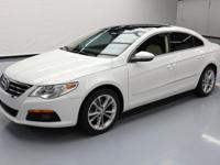 This awesome 2009 Volkswagen CC comes loaded with the