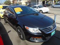 Options:  2009 Volkswagen Cc Sport|Don't Miss Out On