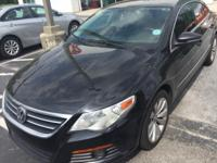 VERY CLEAN SPORTY VOLKSWAGON CC. FULLY SERVICED AND