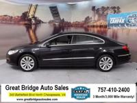 2009 Volkswagen CC CARS HAVE A 150 POINT INSP, OIL