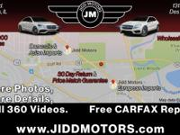 **CLEAN CARFAX **NO ACCIDENTS** RECOMMENDED MAINTENANCE