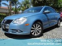 2009 Volkswagen EOS Komfort 1.99% APR on Approved