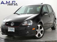 2009 VOLKSWAGEN GTI HATCHBACK !! NO NEED FOR PERFECT