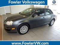 Jetta 2.0L S, 2.5L I5 DOHC, and 6-Speed Automatic with
