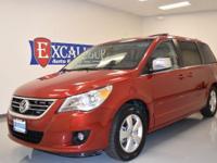 Options:  2009 Volkswagen Routan Sel Premium 102K