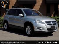 This is a very nice 2009 Volkswagen Tiguan S!!! This VW