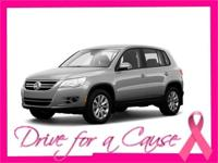 This 2009 Volkswagen Tiguan FWD 4DR AUTO S is a great