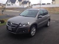 2009 Tiguan SE 4Motion AWD with 36,142 miles (as of