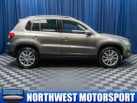 Clean Carfax One Owner AWD SUV with Sunroof!  Options: