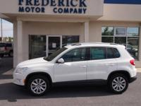 This Tiguan is like new! You will be impressed with the