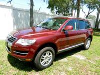 Volkswagen Certified, CARFAX 1-Owner, GREAT MILES