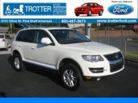 Options Included: N/A4X4! White Beauty! If you are