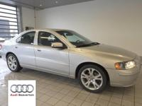 This 2009 Volvo S60 2.5T is equipped with: Traction