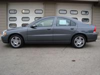 Options Included: CARFAX GUARANTEED!! 2009 VOLVO S60