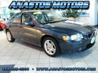 2009 Volvo S60, 2.5L, 36,000 Miles, Clean CarFax,
