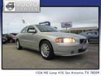 This 2009 Volvo S60 is a midsize sport, luxury sedan