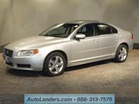 This CERTIFIED preowned 2009 VOLVO S80 comes equipped