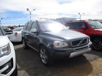 Take command of the road in the 2009 Volvo XC90!