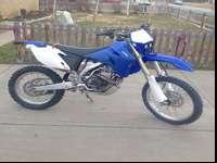 This is a one owner bike. I purchased it in the