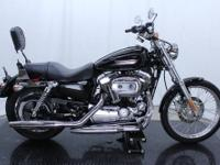 2009 XL1200L Sportster 1200 Low While the low