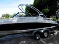 This vessel was SOLD on July 1.This jet boat is a