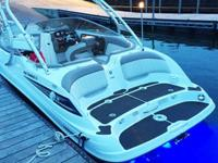 ,,,,,,2009 Yamaha 232 S Limited twin engine jet boat!