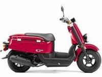 2009 Yamaha C3 50cc C3's trendy box design highlights