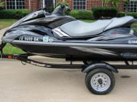 This waverunner was purchased new and I have been the