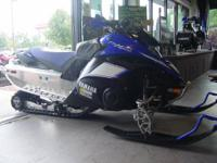 2009 Yamaha FX Nytro RTX $7,595 1,610 miles studded ,