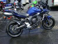 Motorcycles Sport 6774 PSN . 2009 Yamaha FZ6 Really