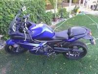 2009 Yamaha FZ6R Sportbike This bike is in great