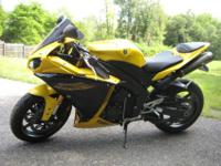 Mileage: 1,150 Make: YamahaExterior Color: Yellow